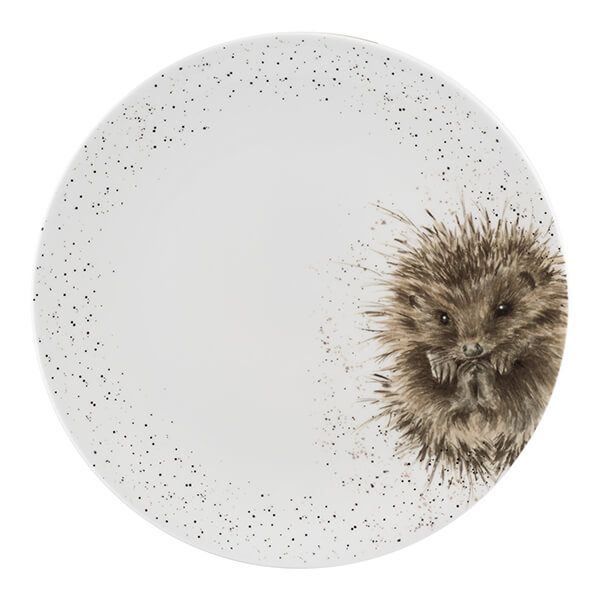 Wrendale Designs Coupe Platter Hedgehog