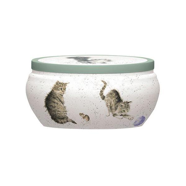 Wrendale Designs Cat & Mouse Boutique Candle Tin
