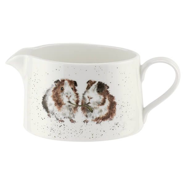 Wrendale Designs Sauce Boat Guinea Pig