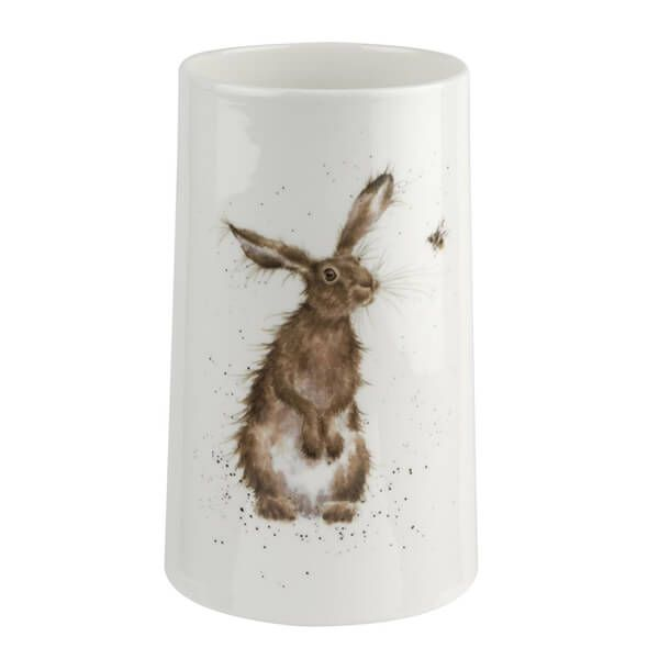 Wrendale Designs Hare & Bee Vase