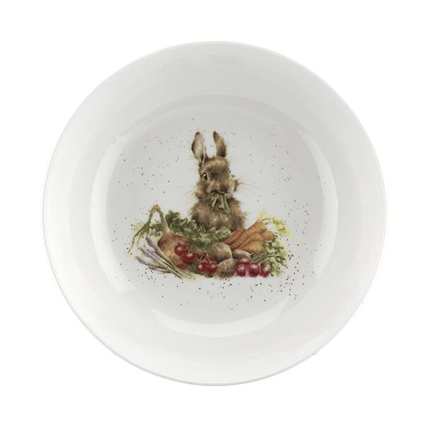 Wrendale Designs Salad Bowl Rabbit