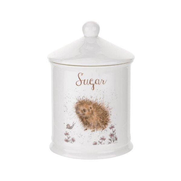 Wrendale Designs Sugar Canister Hedgehog