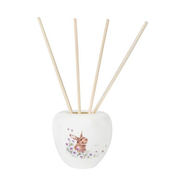 Wrendale by Wax Lyrical Meadow Ceramic Reed Diffuser 200ml