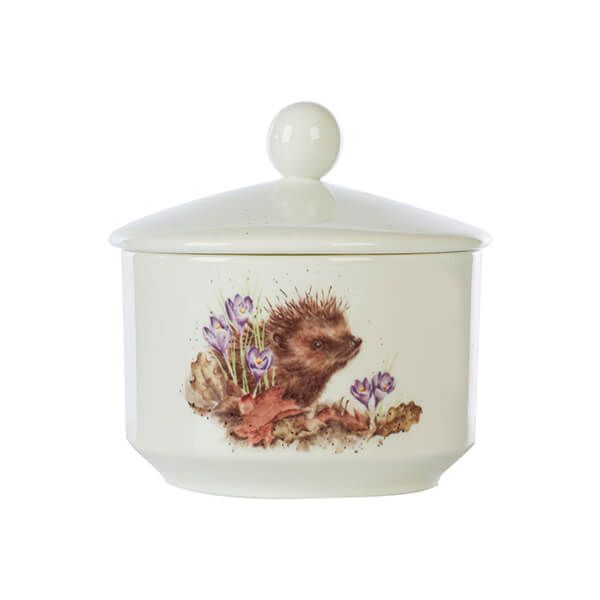 Wrendale by Wax Lyrical Woodland Ceramic Trinket Candle