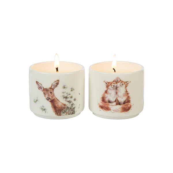 Wrendale by Wax Lyrical Woodland Candle Gift Set
