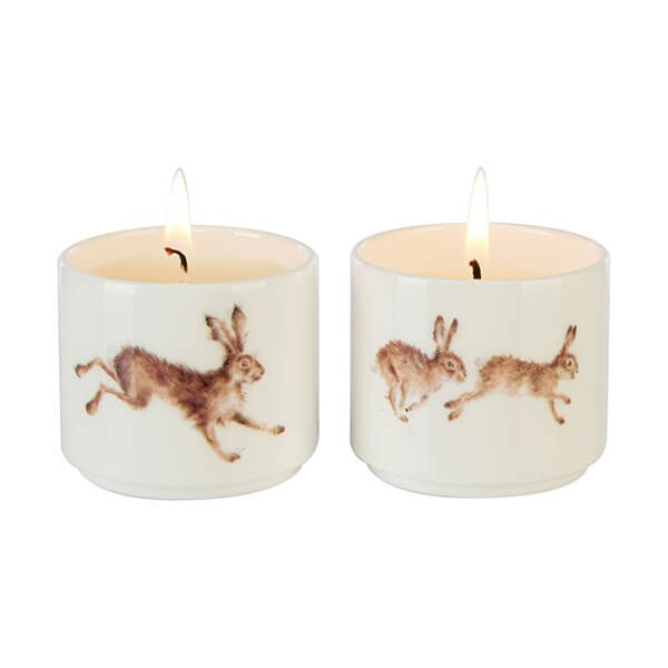 Wrendale by Wax Lyrical Meadow Candle Gift Set
