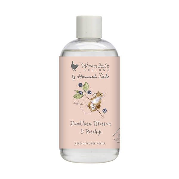 Wrendale by Wax Lyrical Hedgerow Reed Diffuser Refill 200ml