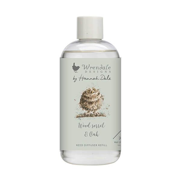 Wrendale by Wax Lyrical Woodland Reed Diffuser Refill 200ml