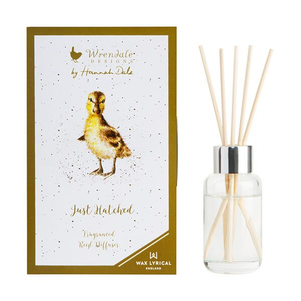Wrendale by Wax Lyrical 'Just Hatched' Reed Diffuser 40ml