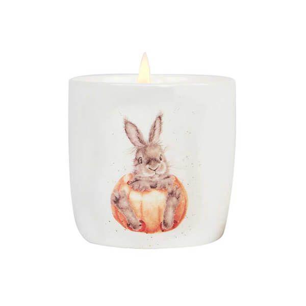 Wrendale by Wax Lyrical 'Pumpkin Patch' Fragranced Jar Candle