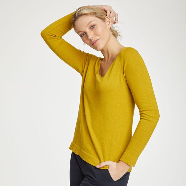 Thought Mustard Hildur Jumper