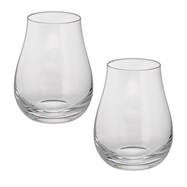 Dartington Whisky Snifter Pair