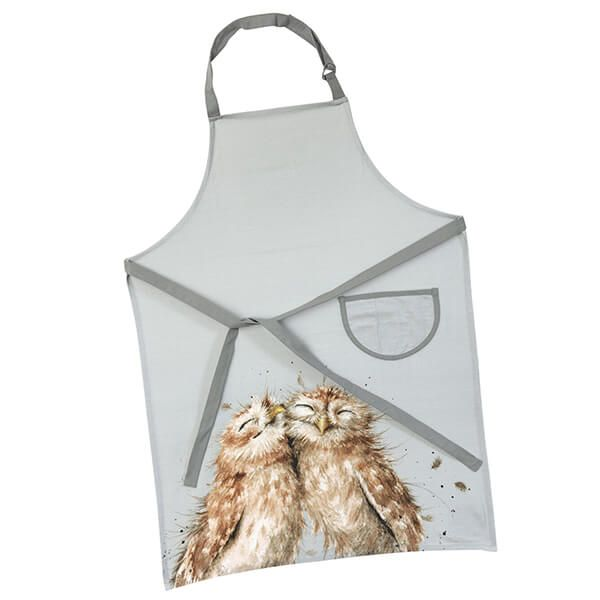 Wrendale Designs Cotton Owl Apron