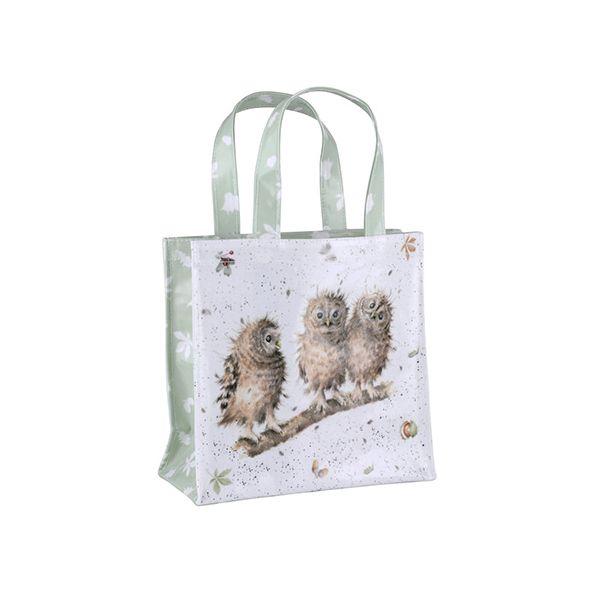 Wrendale Designs PVC Small Shopping Bag
