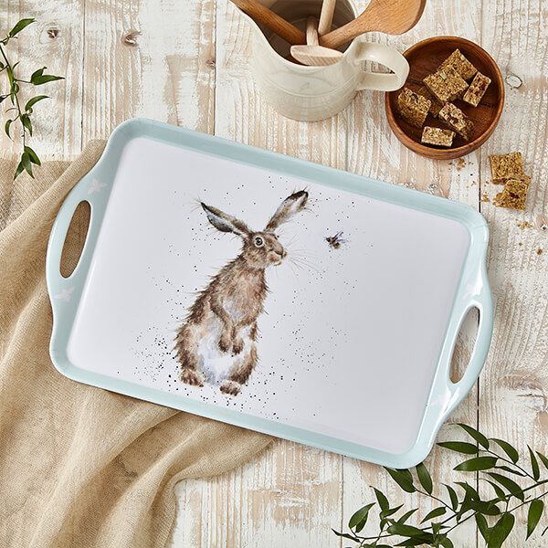 Wrendale Designs Bee Large Handled Tray