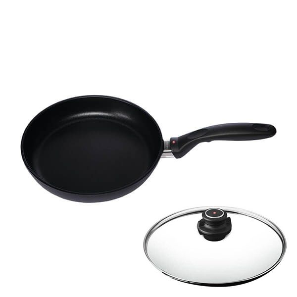 Swiss Diamond XD Induction 20cm Fry Pan With FREE Lid