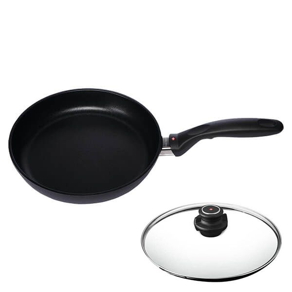 Swiss Diamond XD Induction 26cm Fry Pan With FREE Lid