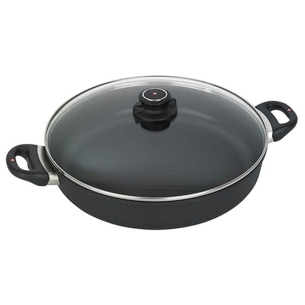 Swiss Diamond XD Induction 4.2L 32cm Sauteuse With Lid