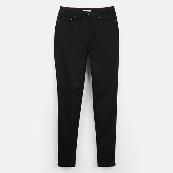 Joules Monroe True Black Skinny Jeans