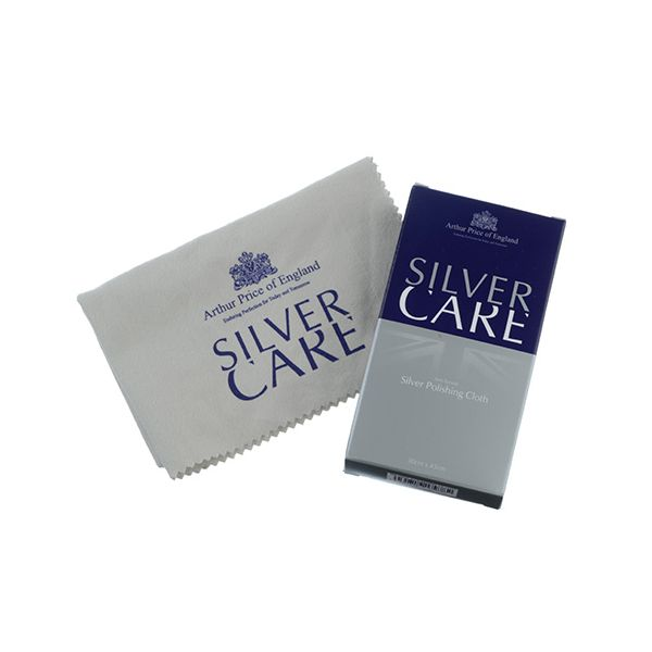 Arthur Price Silver-Care Impregnated Silver Cloth