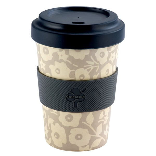 GreenCup by Arthur Price Florence Bamboo Fibre Takeaway Cup