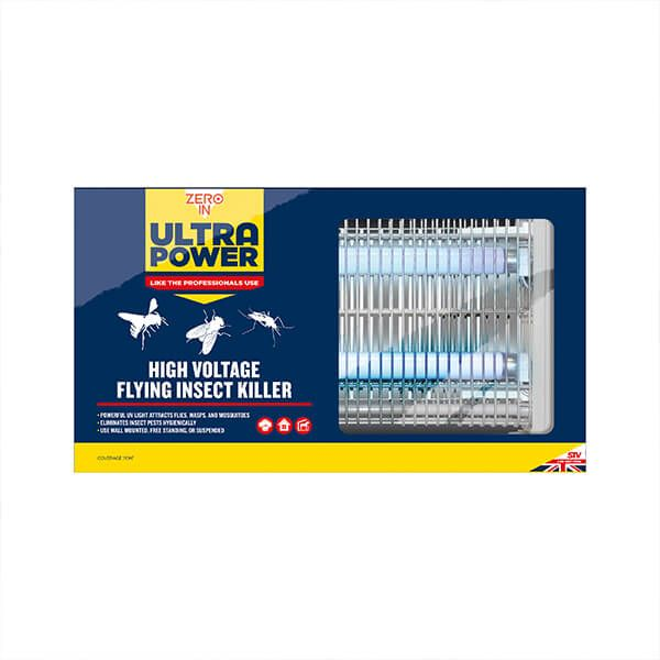 Zero In Ultra Power High Voltage Flying Insect Killer
