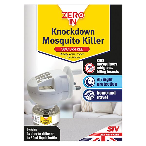 Zero In Knockdown Mosquito Killer