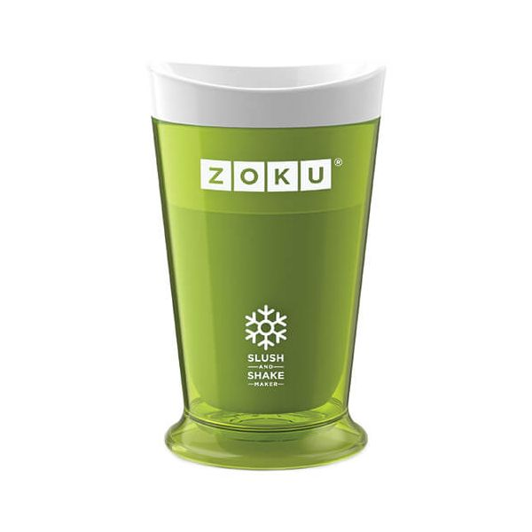 Zoku Green Slushy / Shake Maker
