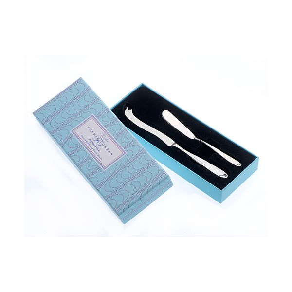 Arthur Price Sophie Conran Rivelin Cheese And Butter Knife Gift Box