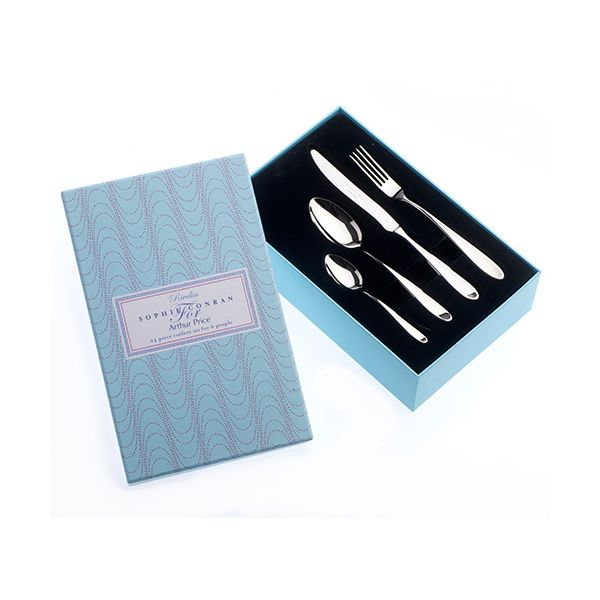 Arthur Price Sophie Conran Rivelin 24 Piece Cutlery Gift Box Set