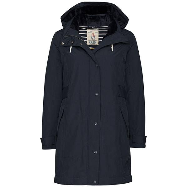 SeaSalt Spinnaker Coat Fathom