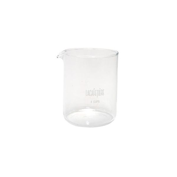 La Cafetiere 4 Cup Glass Beaker