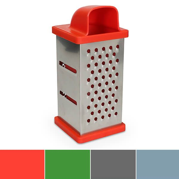 Venn 4 Sided Grater With Easy Pour Compartment