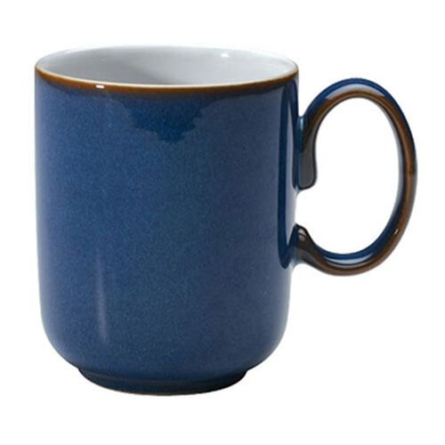 Denby Imperial Blue Straight Mug