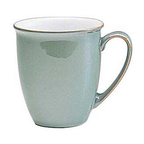 Denby Regency Green Coffee Beaker / Mug