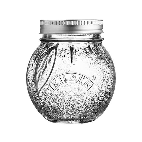 Kilner Orange Fruit Preserve 400ml Jar