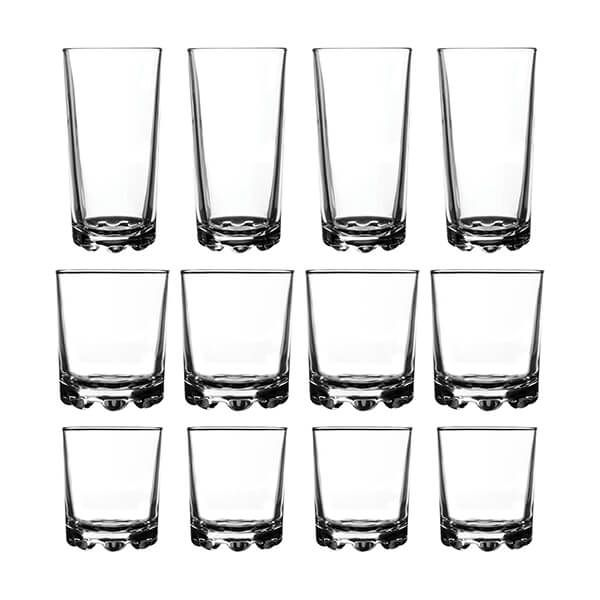 Ravenhead Hobnobs 12 Piece Tumbler Set