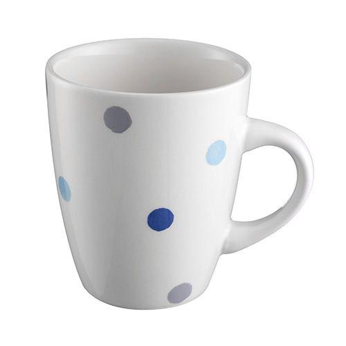 Price & Kensington Padstow Blue Mug 400ml