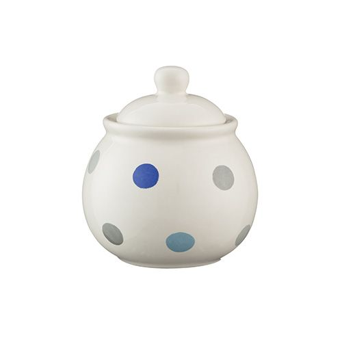 Price & Kensington Padstow Blue Sugar Pot