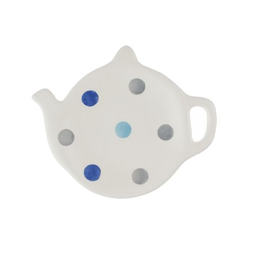 Price & Kensington Padstow Blue Teabag Holder