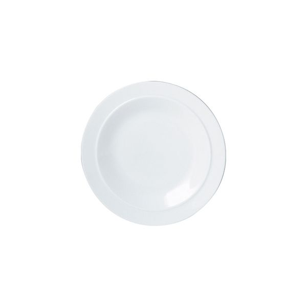Denby White Small Plate