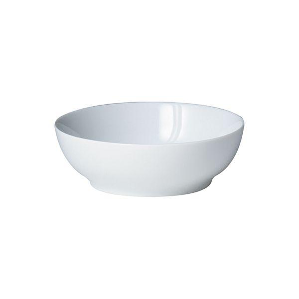 Denby White Cereal Bowl