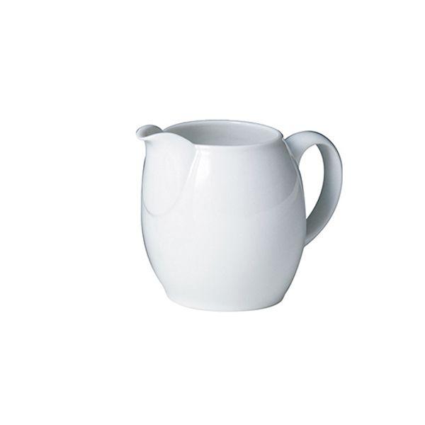 Denby White Small Jug