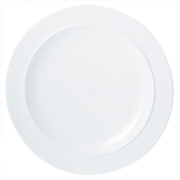 Denby White Extra Large Plate