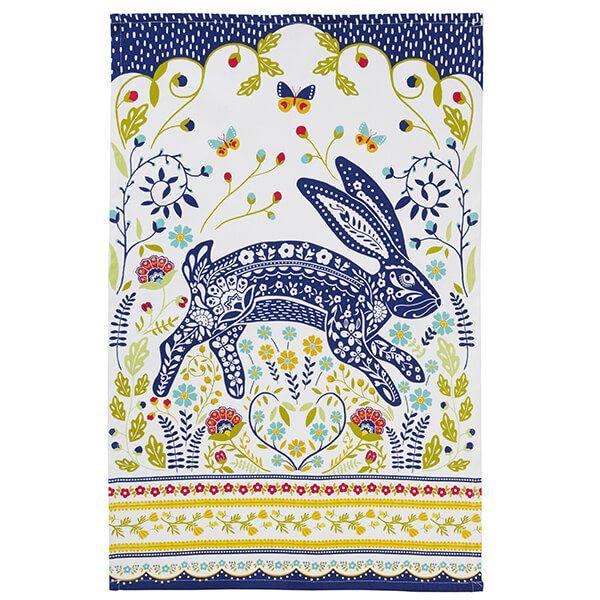 Ulster Weavers Tea Towel Hare