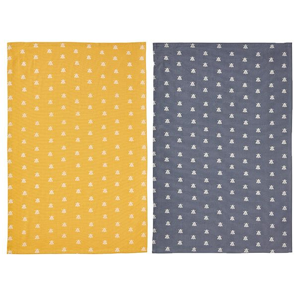 Ulster Weavers Pack of Two Bee Tea Towels