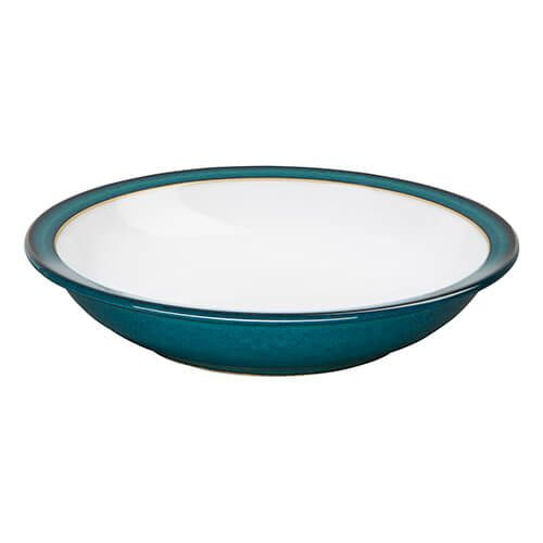 Denby Greenwich Shallow Rimmed Bowl
