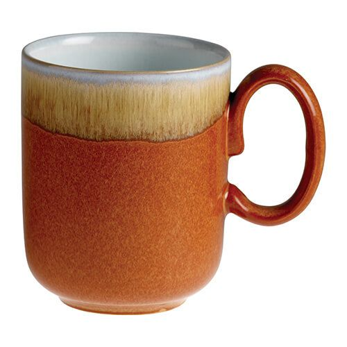 Denby Fire Double Dip Mug