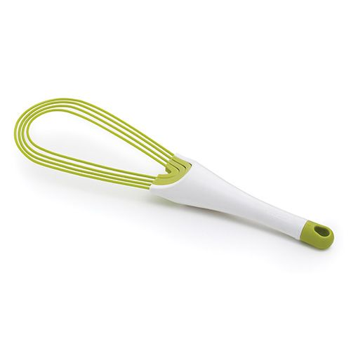 Joseph Joseph Twist 2-in 1 Silicone Whisk Green / White