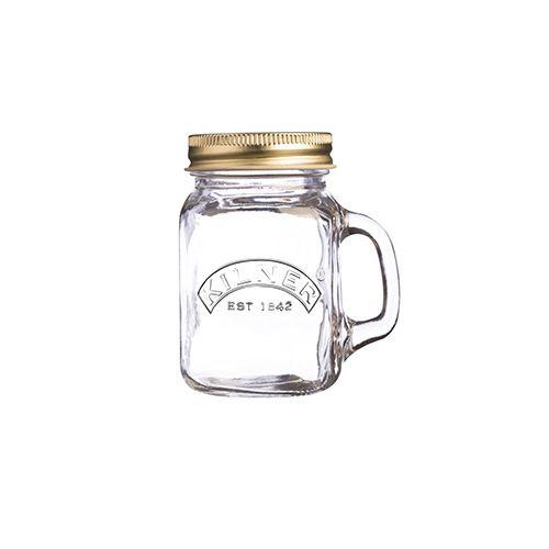 Kilner Mini Handled Drinking Jar 140ml